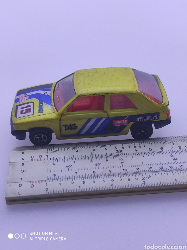 Coches a escala: Renault 11 Guisval - Foto 2 - 256087720