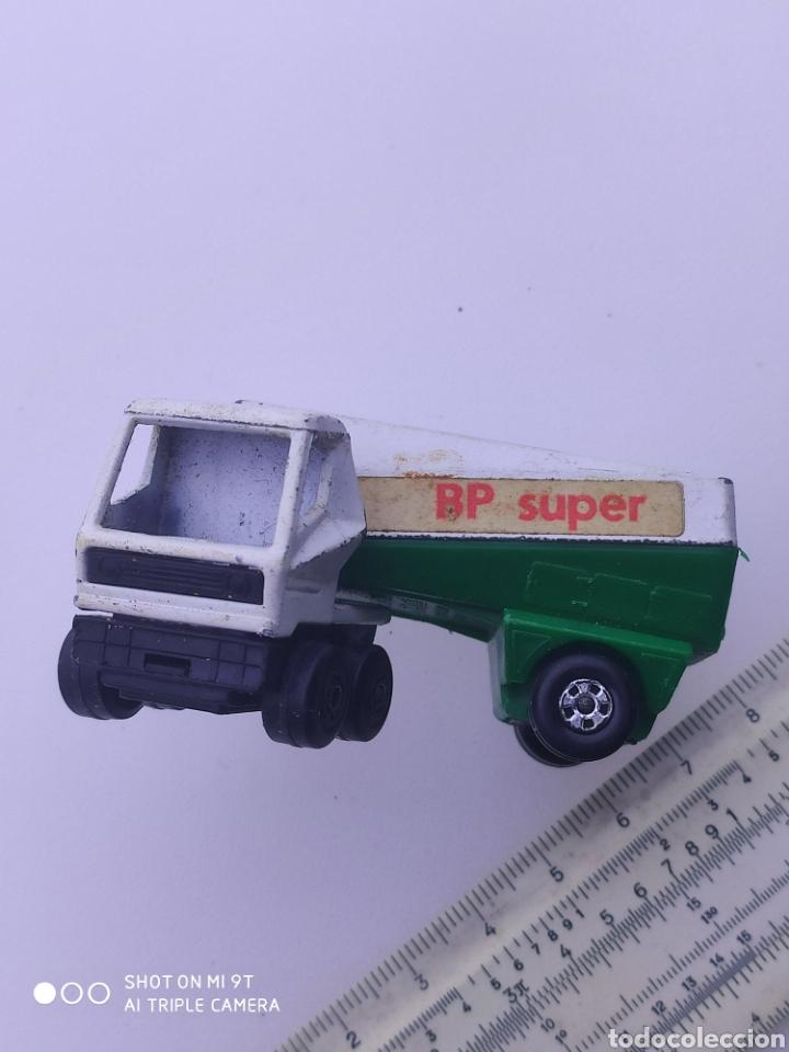 Coches a escala: Matchbox freeway gas tanker N63 - Foto 2 - 256087835