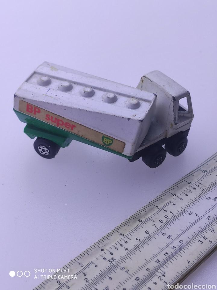 Coches a escala: Matchbox freeway gas tanker N63 - Foto 3 - 256087835