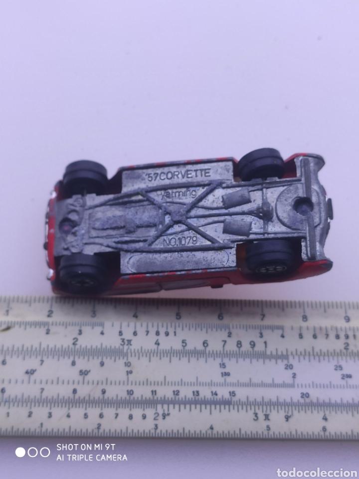 Coches a escala: 57 Corvette yatming No:1079 - Foto 5 - 256087905
