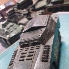 Coches a escala: VEICULO MILITAR DE SOLIDO MOD. BTR 40 LAMCE ROCKETS. Lote 257484535