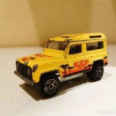 Auto in scala: MAJORETTE LAND ROVER SAFARI 1/64. Lote 258238430