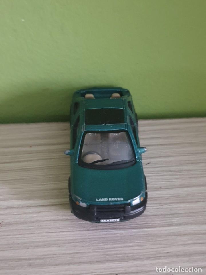 Coches a escala: Land Rover Freelancer. Escala 1/65 apox. Fabricante schuco. - Foto 4 - 261176925