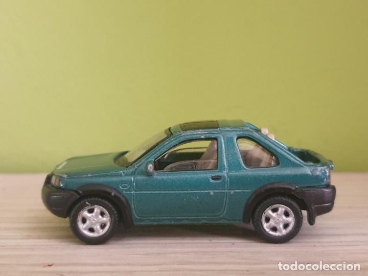 Coches a escala: Land Rover Freelancer. Escala 1/65 apox. Fabricante schuco. - Foto 6 - 261176925