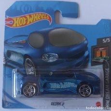 Auto in scala: HOT WHEELS DEORA II. HW DREAM GARAGE 5/5. TH. TREASURE HUNT. Lote 261592215