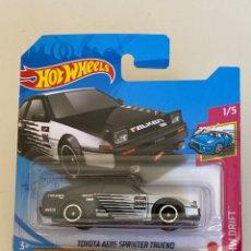 Auto in scala: HOT WHEELS TOYOTA AE86 SPRINTER TRUENO I. Lote 261871825