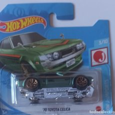 Coches a escala: HOT WHEELS '70 TOYOTA CELICA. HW J-IMPORTS 3/10 (4). Lote 262026315