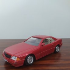 Coches a escala: MERCEDES SL 500 GUILOY 1/24. Lote 262087590