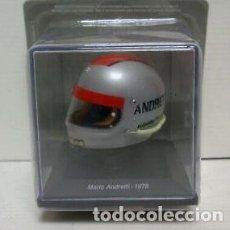 Coches a escala: CASCO MARIO ANDRETTI F1 WORLD CHAMPION 1978 1:5 SPARK EDITIONS. Lote 262585525