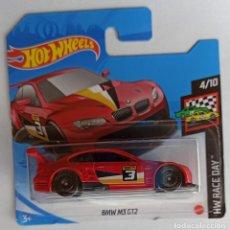 Coches a escala: HOT WHEELS BMW M3 GT2. HW RACE DAY 4/10 (2). Lote 262607960