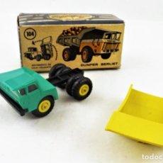 Carros em escala: ANGUPLAS MINI CARS DUMPER BERLIET (RESTAURAR). Lote 262686920