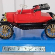 Coches a escala: COCHE FORD LIZZIE IN SPAIN GUISVAL 1911. Lote 263047190