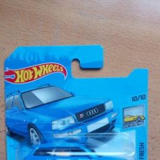 Coches a escala: HOT WHEELS AUDI AVANT RS2. Lote 263083490