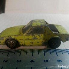 Coches a escala: CORGI JUNIOR FIAT XI/9 VERDE GT. BRETAÑA COCHE LOTE NO GUISVAL MATCHBOX MAJORETTE HOT WHEELS. Lote 263085285