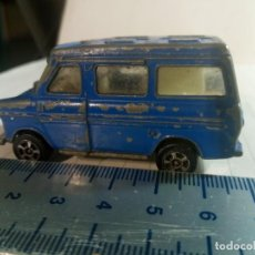 Coches a escala: CORGI JUNIOR FORD TRANSIT CARAVAN GT. BRETAÑA COCHE LOTE NO GUISVAL MATCHBOX MAJORETTE HOT WHEELS. Lote 263085805