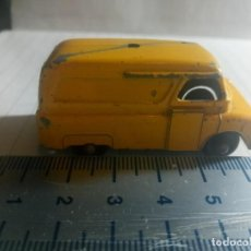 Coches a escala: LESNEY BEDFORD EVENING NEWS VAN FURGONETA COCHE LOTE NO GUISVAL MATCHBOX MAJORETTE HOT WHEELS. Lote 263086025