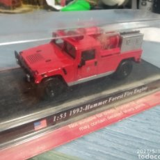 Coches a escala: HUMMER FOREST FIRE. Lote 263183645