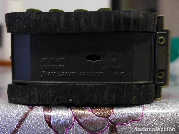 Coches a escala: K-117 SP HAWK LAUNCHER DE MATCHBOX BATTLE KINGS LESNEY - Foto 4 - 263189510