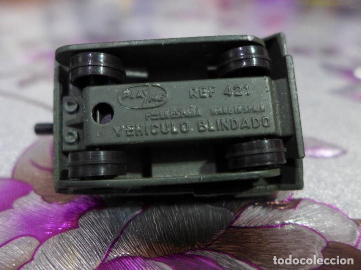 Coches a escala: VEHICULO BLINDADO DE PLAYME REFERENCIA 421 - Foto 3 - 263189955