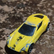Coches a escala: HOT WHEELS: ASTON MARTIN ONE-77. Lote 263215315