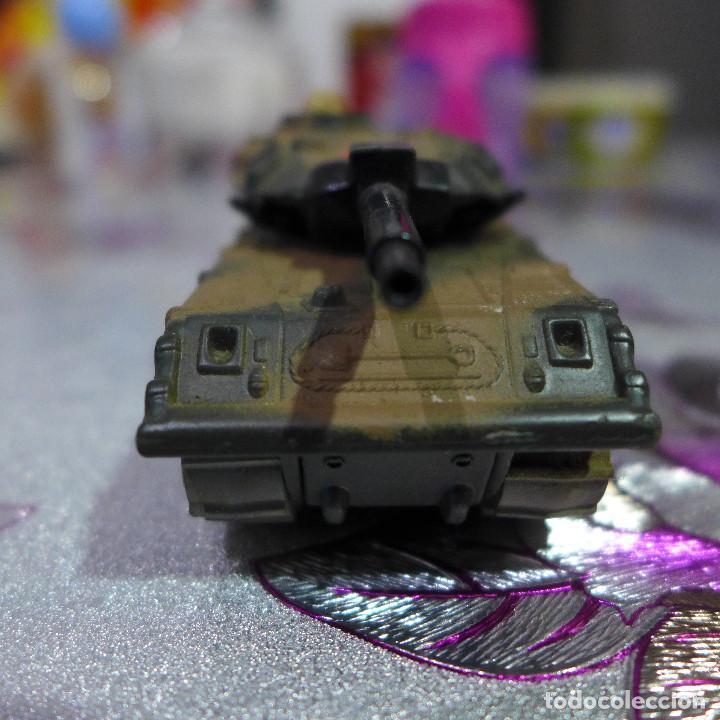 M-551 SHERIDAN K-109 DE MATCHBOX BATTLE KINGS LESNEY (Juguetes - Coches a Escala Otras Escalas )