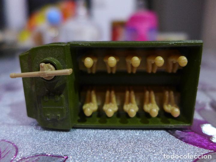 Coches a escala: PERSONNEL CARRIER Nº 54 DE MATCHBOX SUPERFAST LESNEY - Foto 5 - 263601200
