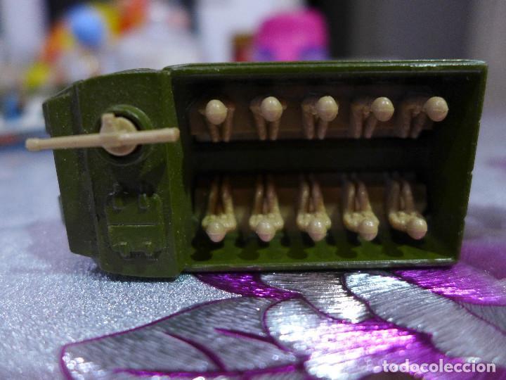 Coches a escala: PERSONNEL CARRIER Nº 54 DE MATCHBOX SUPERFAST LESNEY - Foto 3 - 263612380