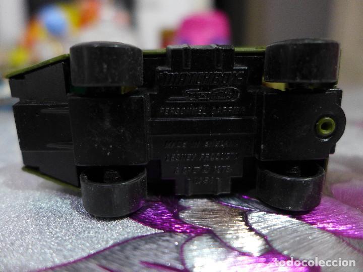 Coches a escala: PERSONNEL CARRIER Nº 54 DE MATCHBOX SUPERFAST LESNEY - Foto 5 - 263612380