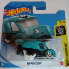 Coches a escala: HOT WHEELS SEE ME ROLLIN'. EXPERIMOTORS 7/10. Lote 265570399