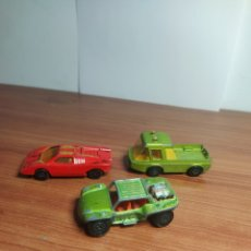 Auto in scala: LOTE COCHES MATCHBOX 1/64. Lote 266415393