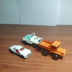 Auto in scala: LOTE COCHES GUISVAL 1/64. Lote 266418303