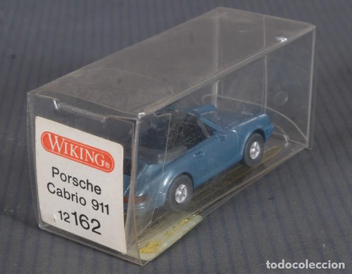Coches a escala: Coche Wiking Porche Cabrio 911 12162 - Foto 2 - 268455729