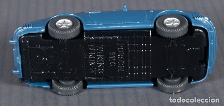 Coches a escala: Coche Wiking Porche Cabrio 911 12162 - Foto 4 - 268455729