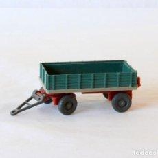 Carros em escala: WIKING ESCALA H0 1:87 REMOQUE AGRICOLAR. Lote 268718639