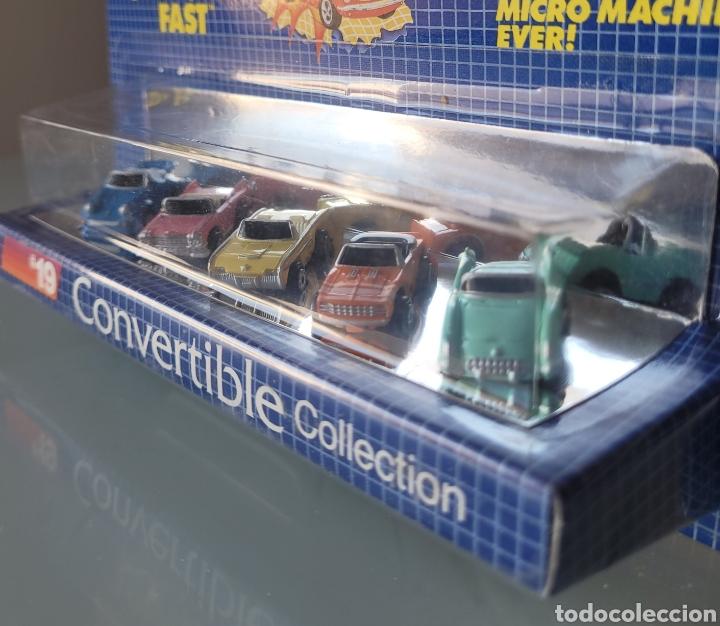 """Coches a escala: Blister """"NUEVO"""" Micro Machines, CONVERTIBLE 19 - Foto 2 - 269082433"""