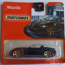 Voitures à l'échelle: MATCHBOX MAZDA MX-5 MIATA. Lote 269686483