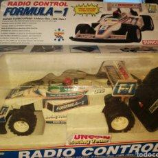 Coches a escala: COCHE RADIO CONTROL FORMULA 1. Lote 269829008
