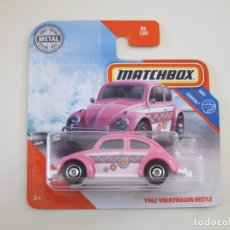 Coches a escala: MATCHBOX 1/64 1:64 - 1962 VOLKSWAGEN BEETLE. Lote 270206348