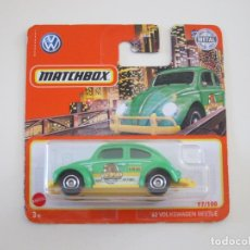 Coches a escala: MATCHBOX 1/64 1:64 - 1962 VOLKSWAGEN BEETLE. Lote 270206368