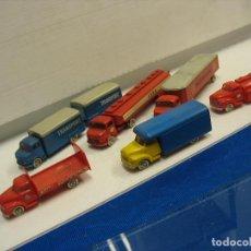 Coches a escala: LEGO 5 CAMIONES 1,87. Lote 270357203