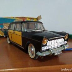 Auto in scala: SEAT 1400-C TAXI BARCELONA , RICO 795/1 , ELÉCTRICO CONDUCIDO. Lote 270612638