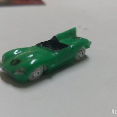 Coches a escala: JAGUAR COMPETICION MINI CARS ANGUPLAS BUEN ESTADO. Lote 273288108