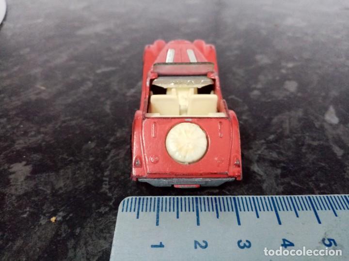 Coches a escala: MAJORETTE MORGAN ROJO 1/50 Nº 261 COCHE NO GUISVAL MATCHBOX HOT WHEELS - Foto 4 - 276913003
