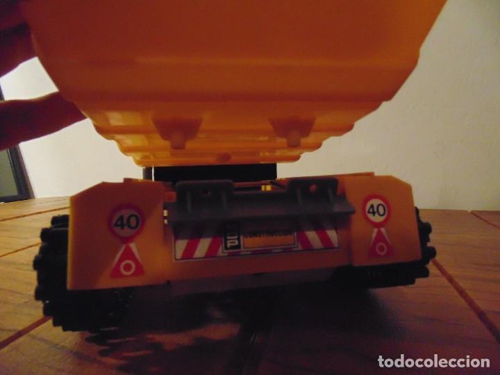 Coches a escala: Camión de Construcción serie Oruga Juguetes CLIM VC-1 Años 80s (leer descripción) - Foto 8 - 276913398