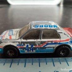 Carros em escala: MATCHBOX SKODA 130 LR 1/57 MACAU 1986 COCHE LOTE NO GUISVAL MAJORETTE HOT WHEELS. Lote 277100563