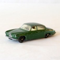 Auto in scala: MATCHBOX LESNEY MADE IN ENGLAND Nº28 JAGUAR MK10 PARA RESTAURACIÓN. Lote 278210443