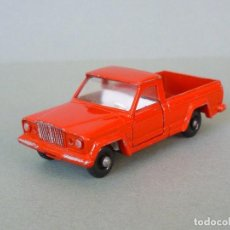 Coches a escala: LESNEY MATCHBOX Nº 71 B. JEEP GLADIATOR PICK UP. AÑO 1964.. Lote 288027698