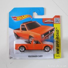 Coches a escala: HOT WHEELS HW OFF-ROAD VW VOLKSWAGEN CADDY. Lote 288941763