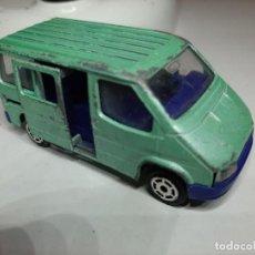 Carros em escala: FORD TRANSIT DE MAJORETTE ESCALA 1/60 NUM. 243. Lote 290456013