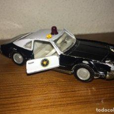 Auto in scala: OLDSMOBILE TORONADO - POLICIA - MOD. 307 - AUTO PILEN - AÑOS 70 - ESCALA 1:43 - MADE IN SPAIN. Lote 292131888